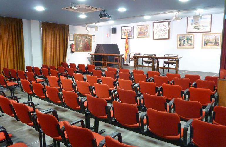 Sala d'actes gran